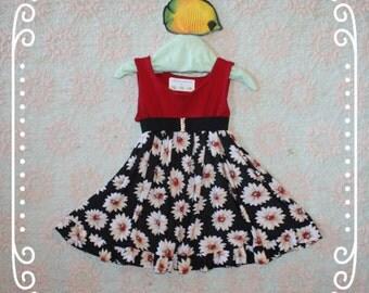 Girls red dress, Girls black dress, Girls dress, Girls size 3 dress, Toddler red dress, Toddler black dress, Trendy kids, Toddler clothing