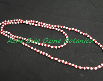 Chango Necklace, Orisha Shango/Chango Collar, Collar de Chango, Santeria, Ifa Botanica
