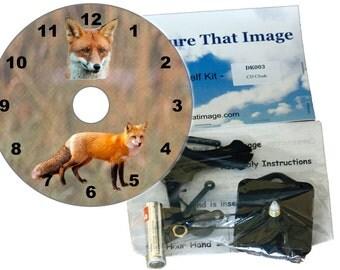 Fox CD Clock Kit