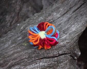 Loom Flower (Medium)
