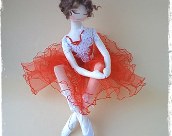 Textile Interior doll