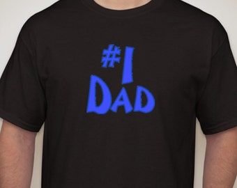 Number 1 dad (men's)