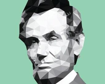 5x7 Lincoln
