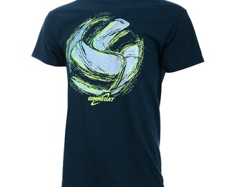 Space Ball Volleyball T-Shirt, Volleyball Shirts, Volleyball Gift - Free Shipping!