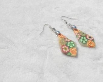 Summer Blooms Earrings