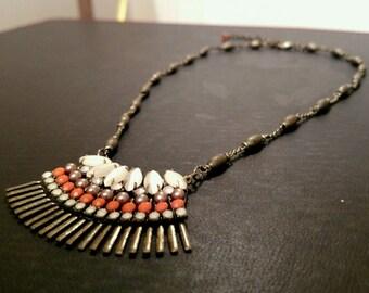 Anthropologie Vintage Inspired Necklace