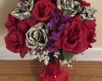 Money Flower Bouquet