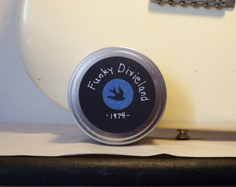 Funky Dixieland/Black Rain Scented Soy Candle/8 oz