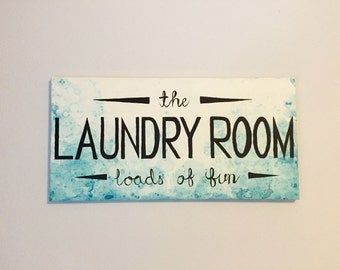 The Laundry Room, Its Loads of Fun!