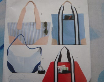 Butteric 4205 Bag Sewing Pattern