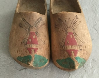 Wooden Shoes from Holland