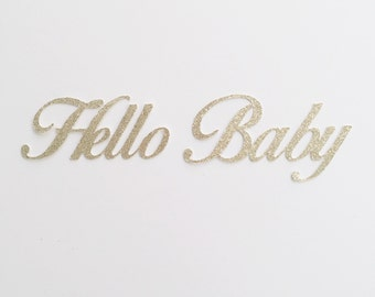 Bassinet Banner- Hospital Banner- Nursery Decor- Nursery Banner- Newborn Photo Prop- Newborn Pictures- Mini Nammer- Photo Banner-Baby Banner