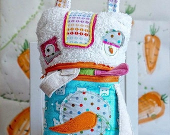 Plush toy monster banny rabbit :)