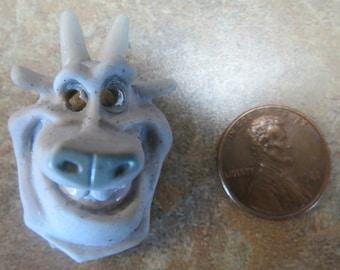 Dollhouse Miniature Gargoyle Halloween mask