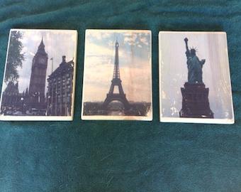 London Paris New York series
