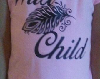 Toddler Wild Child