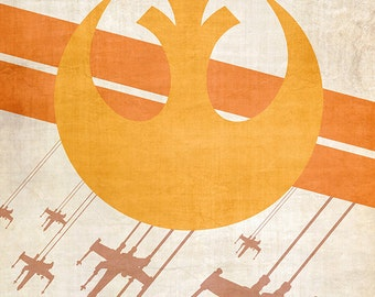 Rebel Alliance 11x17 Print