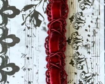 New Vintage Bronze Locket Bookmark