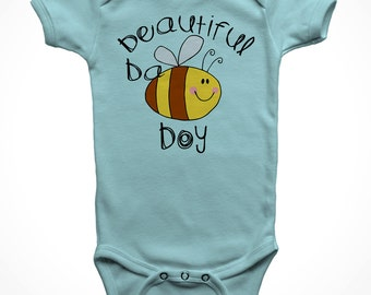 Baby Boy Onesie, Baby Shower Gift, Newborn Onesie, Infant Bodysuit