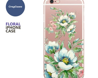 floral iphone case, Floral iPhone 7 Case, Floral iPhone 6s Case, Floral iPhone 6 Case, Floral iPhone 7 Plus Case (Shipped From UK)
