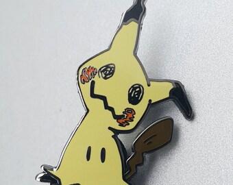 Mimikyu Pin - Hard Enamel Pin Pokemon