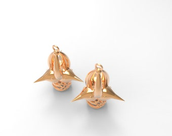 Sparrows original earrings