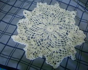 Tablecloth (crochet)