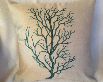 "Decorative 18""X18"" pillow"