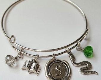 Slytherin Bracelet