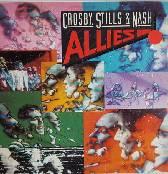 Crosby Stills Nash Allies
