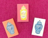 CHINOISERIE JAR COLLECTION Matchboxes