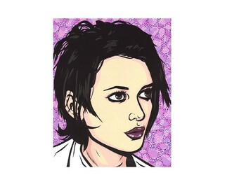 Winona Ryder Print