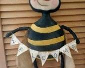 Bertha Bee E Pattern