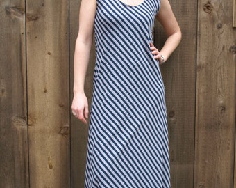 Sika Dress ~ Hemp & Organic Cotton Jersey ~ Made to Order
