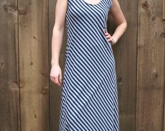 Sika Dress ~ Hemp & Organic Cotton Jersey ~ Made to Order