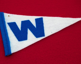 Chicago Cubs W Pennant