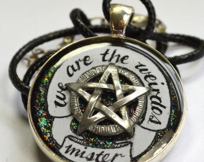The Craft Witch 90's Retro Pendant