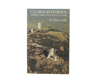 1970s US Observatories Guide Book, Travel Routes