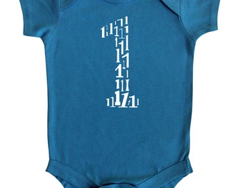 I'm One Baby Bodysuit - Birthday