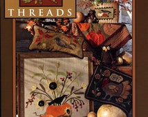 FALLOWEEN THREADS by Need'l Love --  Sale!!