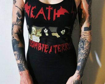 Death SS Mini Dress