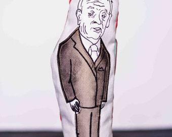 Jean Chretien Finger puppet