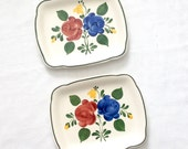 2 Pin Trays by Villeroy and Boch Bauernblume