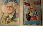 Vintage George Washington Postcards - Set of 2 - 1910
