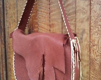 Buckskin Drum Bag