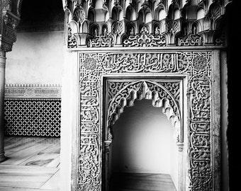 Alcazar of Seville - A Fine Art Photograph