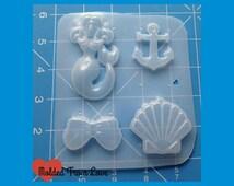 SALE NEW! Under The Sea Pallet handmade Plastic Mold