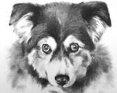 Custom portrait for Kristy