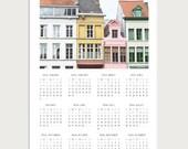2016 Wall Calendar - Gent Houses Photography