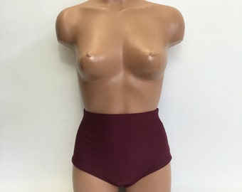 High waist swimsuit bottoms MORE COLORS